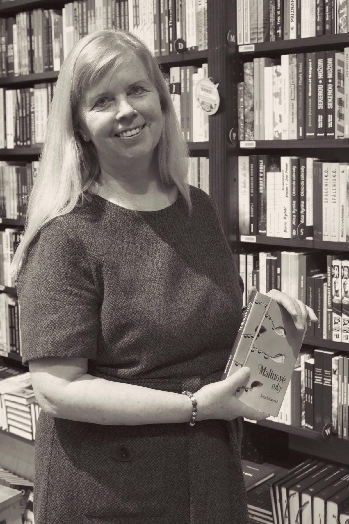 Iveta Zaťovičová - spisovateľka